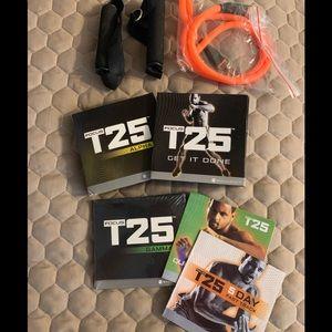Beachbody T-25 Workout Set